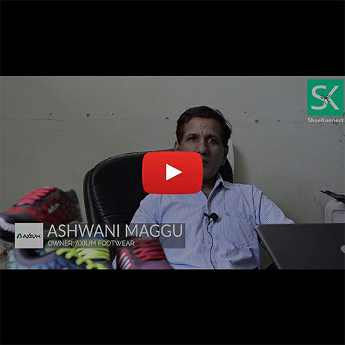 Axium Footwear Video